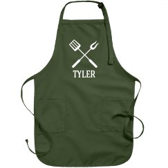 Tyler Personalized Apron
