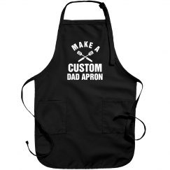 Custom Father's Day Trendy Apron