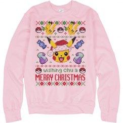 Kawaii Christmas Sweater