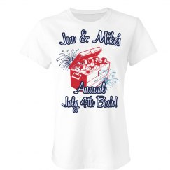 July 4th Bash Tee