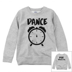 Youth Dance Time Crew neck