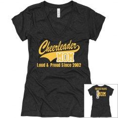 Cheer Mom Loud & Proud