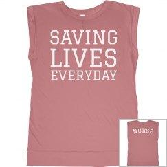 This Nurse Saves Lives