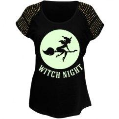 Witch night shirt.