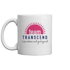 Team Transcend Mug