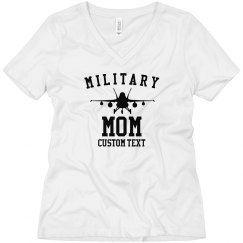 Custom Military Mom