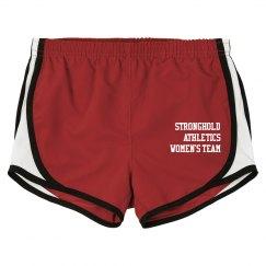Womens Team Shorts