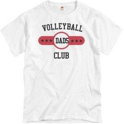 Volleyball dads club