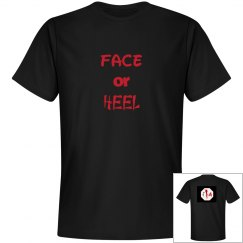 Face or Heel