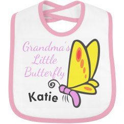 Grandma's Butterfly Girl