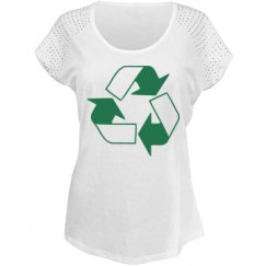 Recycle shirt.