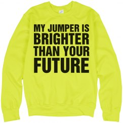 My Jumper Brighter Than