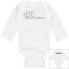 Infant Onesie FUTURE COACH