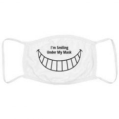I'm Smiling Under My Mask