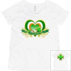 Heart & Clover, Maternity top