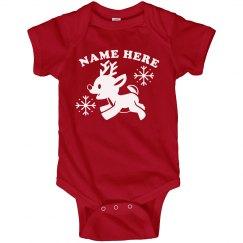 Custom Christmas Baby
