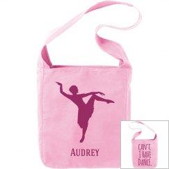 Audrey. Ballet bag