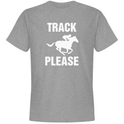 Think Horse Race Shirt