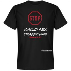 Stop Child Trafficking Shirt