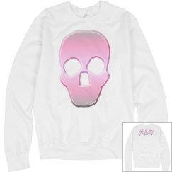 Female Pink Skull