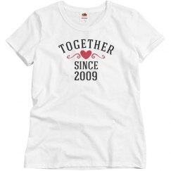 Together since 2009