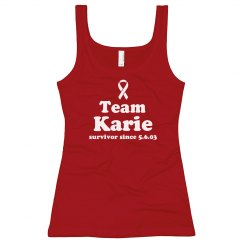 Team Karie Breast Cancer