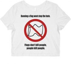Flag Banning Shirt
