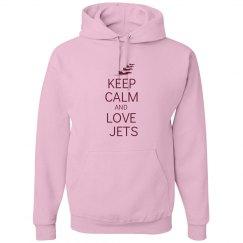 Keep calm love jets