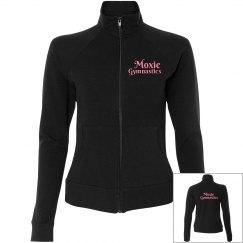Team warm up jacket pink