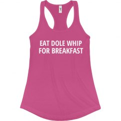 Pineapple Breakfast Tank