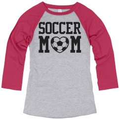Cute Soccer Mom Love Shirts