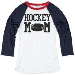 Plus Size Hockey Mom Shirts