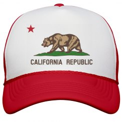 Cali Rebellion Hat