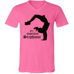 #1 Cheerleader. Stephanie