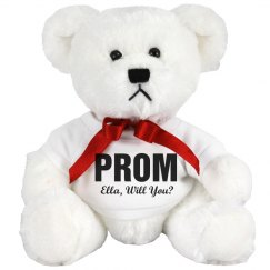 Prom Question Bear