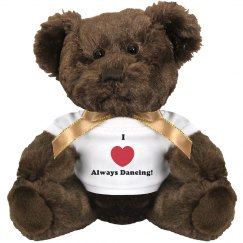 AD! Teddy Bear