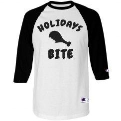 Holidays Bite Shirt