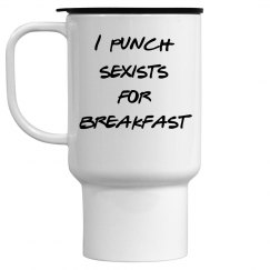 I Punch Sexists for Breakfast