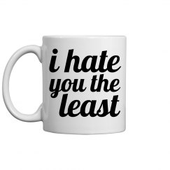 Anti Valentine's Day Mug