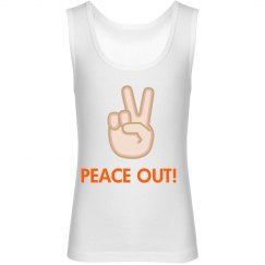 Peace Out Tank Top