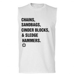 Chains & Cinder Blocks