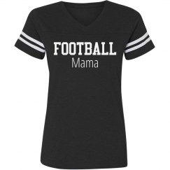 Football Mama Shirts