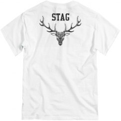Stag T-shirt, wear your horns proudly
