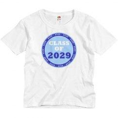 Class of 2029 Shirt