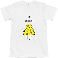Macaroni & Cheese Best Friend Tee (2)