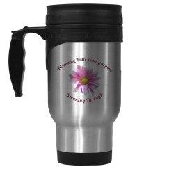 Blooming Steel Mug