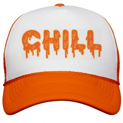 Chill Out Neon Hat