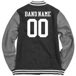 Marching Band Bomber Jacket