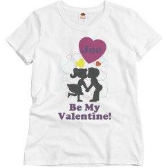 Joe Be My Valentine
