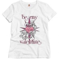 Ryan Be My Valentine